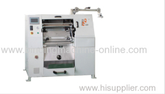 Automatic single wire forming and binding machine