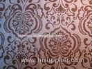 Cotton Poly Jacquard Woven Fabric for Women Clothing , New Fabric Overcoat