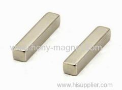block neodymium magnet for Permanent-Magnet Elevator Tractor