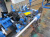 Single Line Wire Barbed Wire Making Machine