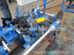 Automatic Single Wire Barbed Wire Machine