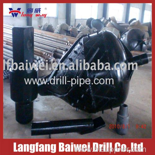 Barrel type barrel reamer