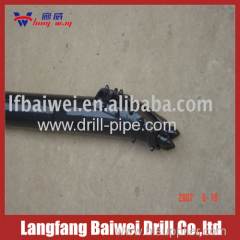 Guide bit guide drill head