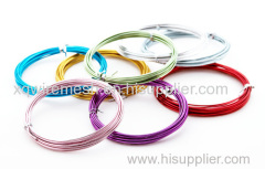 Colored Aluminum Wire Mesh