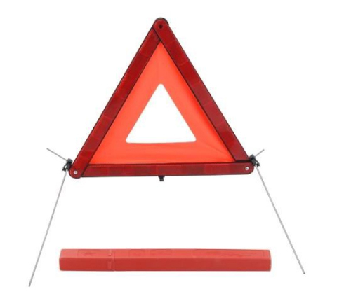 Alibaba Wholesale Hot Sale in European Country Foldable Traffic Car Warning Triangle with CE