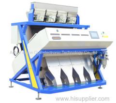 Soybean CCD color sorter/ color selector/ processing sorter