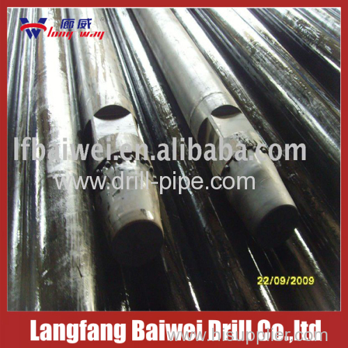 Well water drill rod