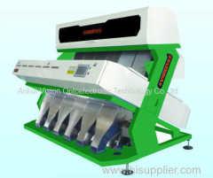 GrainsCCD color sorter/ Cereal color selector/ high throughput processing sorter