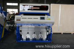 Pistachio CCD color sorter / High quality color selector/ high throughput processing sorterhigh