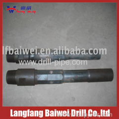 Pipe Fitting Start Rod