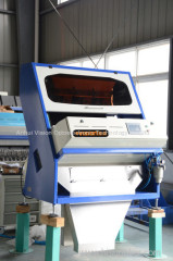 Almond CCD color sorter / High quality In-shell almond color selector/ high throughput processing sorter
