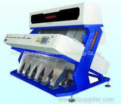 Wheat CCD color sorter / High quality Oats color selector/ high throughput oatmeal processing sorter