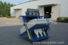 Pinenut CCD color sorter / High quality tobacco color selector/ high throughput processing sorter
