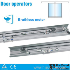 Aluminum Automatic Sliding Glass Door Opener