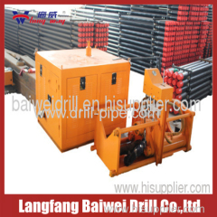 pipe bursting for drill rod