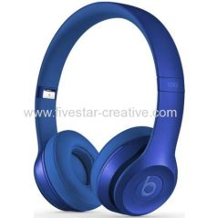 Beats by Dr.Dre Beats Solo2 Royal Edition Sapphire Blue Audio Headphones from China manufacturer