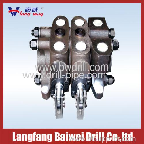 Dual valve Drilling Machine