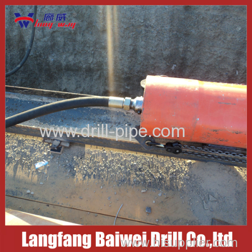 Penumatic Pipe Rammer For Drilling