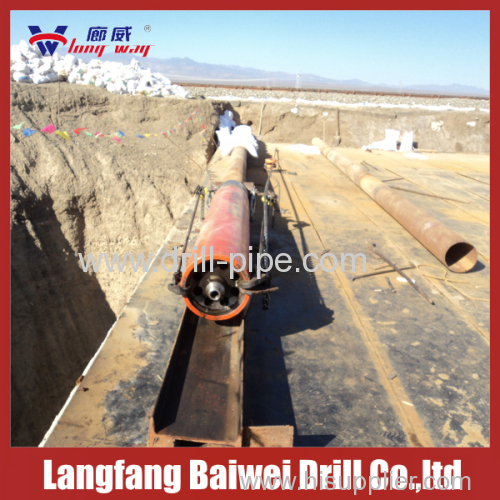Rammer hammer pipe ramming