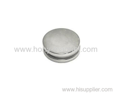 D15*4 little round disc permanent magnet with ni-coated