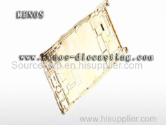 Tablet PC shell die casting manufacturer