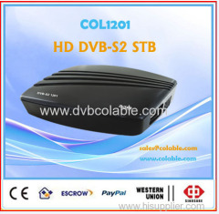 full hd DVB-S2 set top box