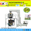 Granule snack food bag (VFFS SK-520DT ) automatic Vertical Packaging Machine