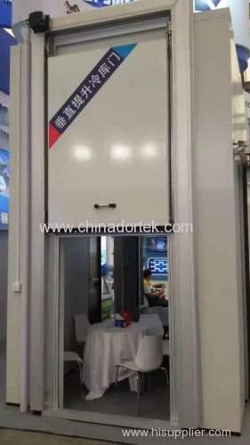 vertical sliding freezer doors with ICM intelligent motor