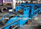 Automatic Steel Cut To Length Line , 0-50m/min Line Speed 5T Weight