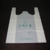 BIO Degradable T-shirt Plastic Shopping Bag