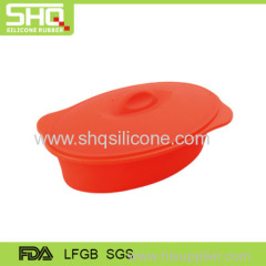 Eco-friendly silicone mess tin