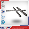 Drill pope thread high quality ground steel IBO rock bolt