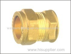 Tube Fitting Compression Fitting Copper Fitting
