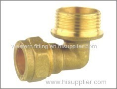 Elbow Fitting Compression Fitting