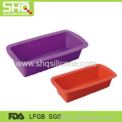 FDA & LFGB silicone sushi lunch box
