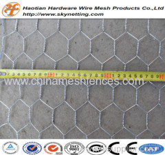 anping hexagonal mesh chicken wire mesh