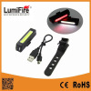Lumifire USB Rechargeable Carbon Light 100Lumnes COB Bicycle Light