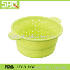 Kitchenware silicone multifunctional flexible basket
