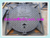 cast iron manhole cover drain cover EN124 D400 WITH FRAME