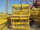 ASTM Q345D Metal Heavy Steel Fabrication / Structural Steel Welding Cutting Painting Service