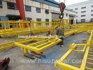 Wind Power ASTM Q345D Metal Heavy Steel Fabrication Welding Service ForGas Industry