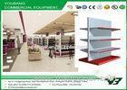Cold rolled steel grocery store or Supermarket Display Shelving powder coating