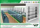 Pegboard Supermarket Display Shelving gondola shelf L1200 * W900 * H1800