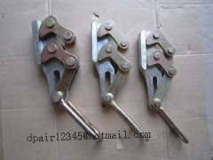 Wire rope gripAluminum alloy cable clamp