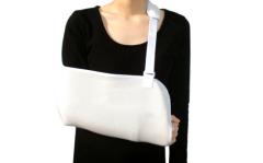 medical orthopedic adjustable arm fracture sling