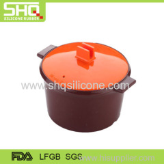 Food grade high quality silicone pot