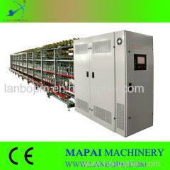 LB-192 Full Automatic Yarn Covering Machine (Menegatto / OMM)