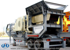 rock crusher with good quality small mobile jaw crusher