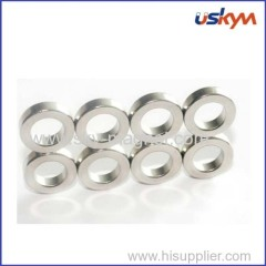 Super Power n35 ndfeb ring magnet