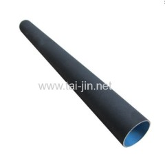 Titanium tubular anode for deep-well anode CP